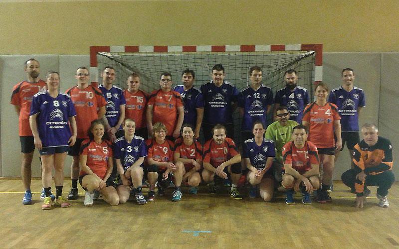 Équipe loisirs mixte - Ergué Quimper Handball