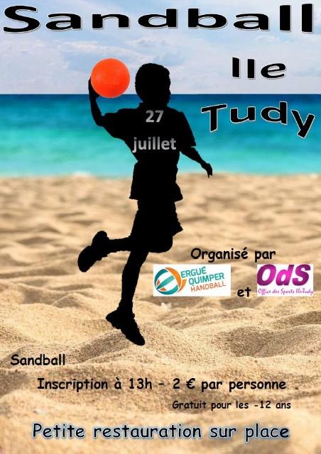 Sandball ILE TUDY