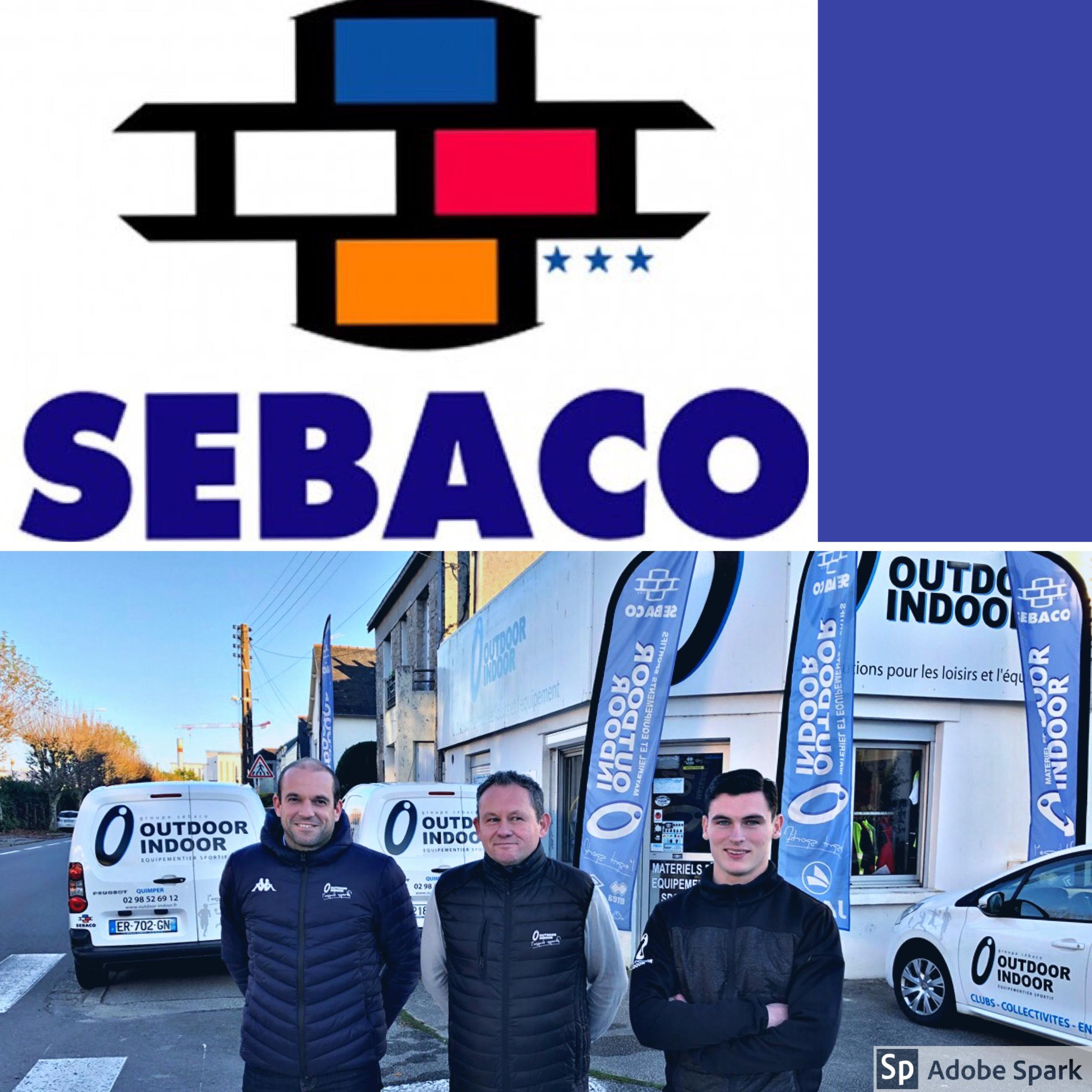 Interview Sebaco/Outdoor-Indoor, sponsor historique de l'EQHB !