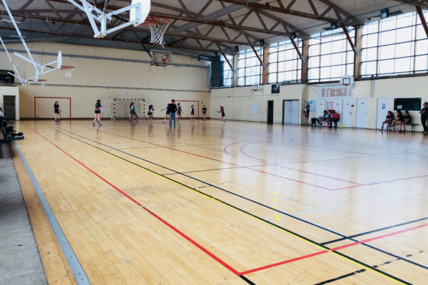 Ergue Quimper Handball Les Salles Du Club Ergue Quimper Handball