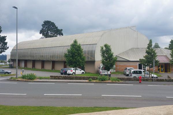 Salle Ugsel - Ergué Quimper Handball