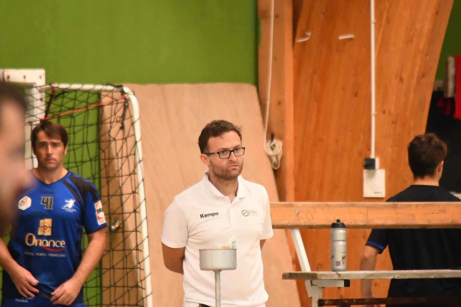 Interview d'Olivier Le Rest ! Post-tournoi région