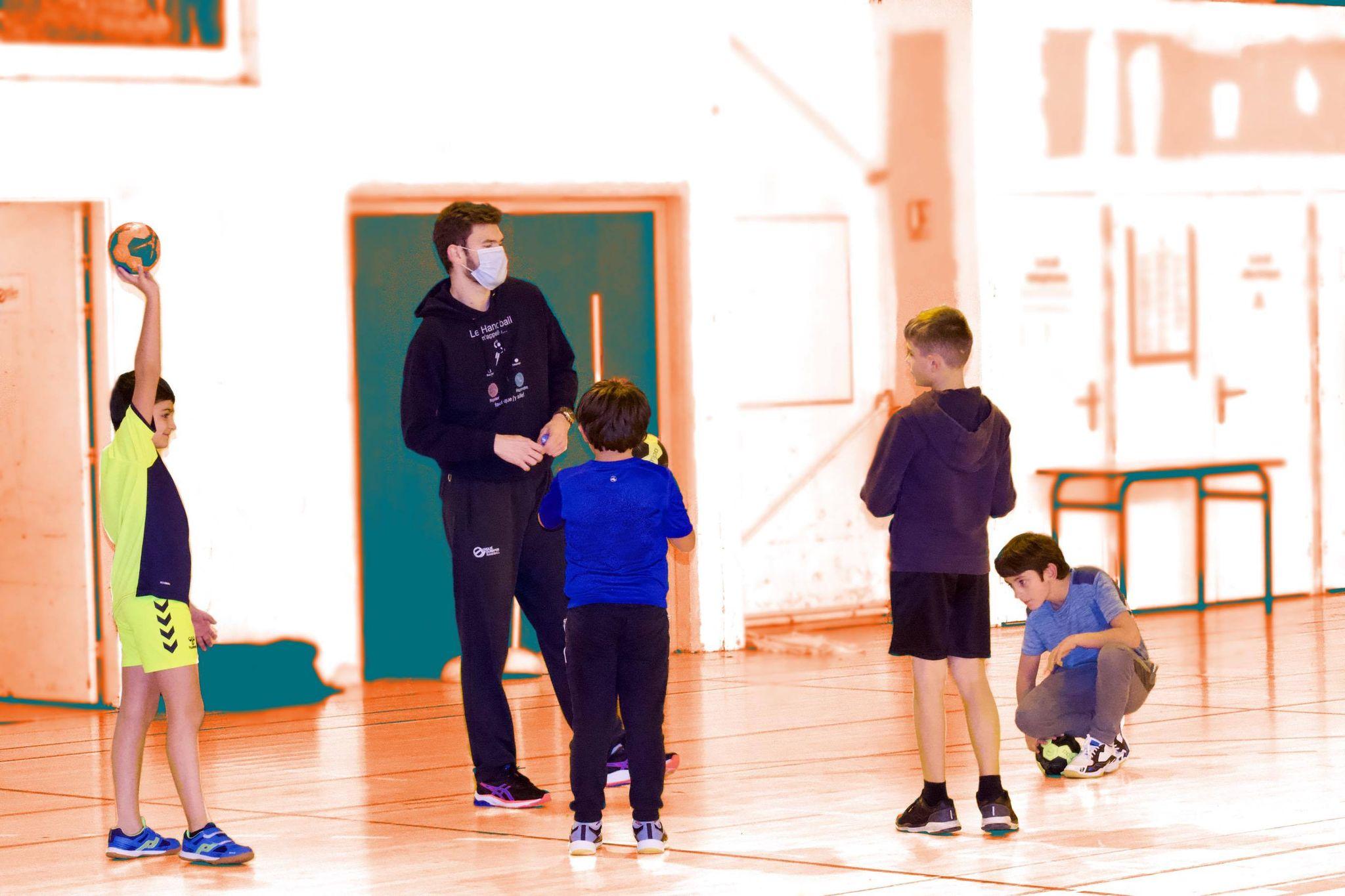 Planning de reprise du Handball à l'EQHB !